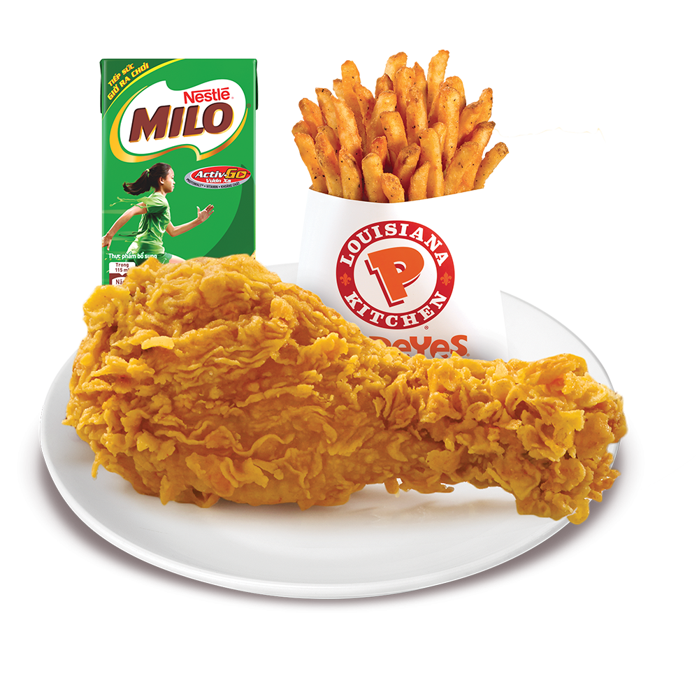 Combo kid meal 3A